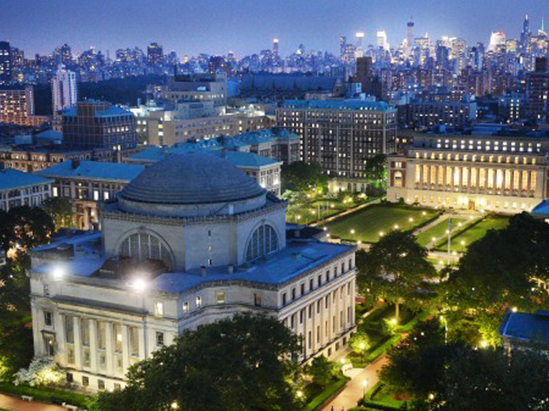 CEU Universities programas USA en la universidad de Columbia en New York.