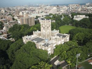 CEU Universities programas USA en la universidad de Fordham en New York.