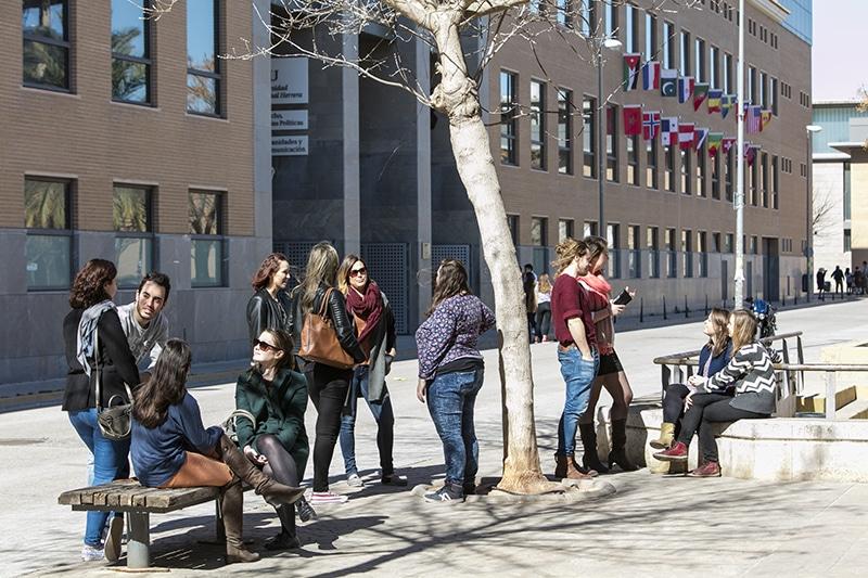 estudiar un posgrado en España
