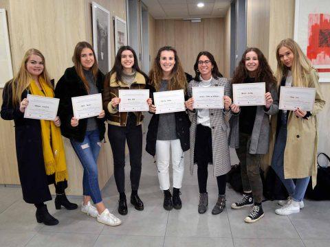 Competición CEU-Juguetrónica, grupo ganador