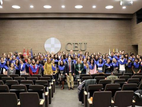 Farewell Day, despedida de alumnos internacionales