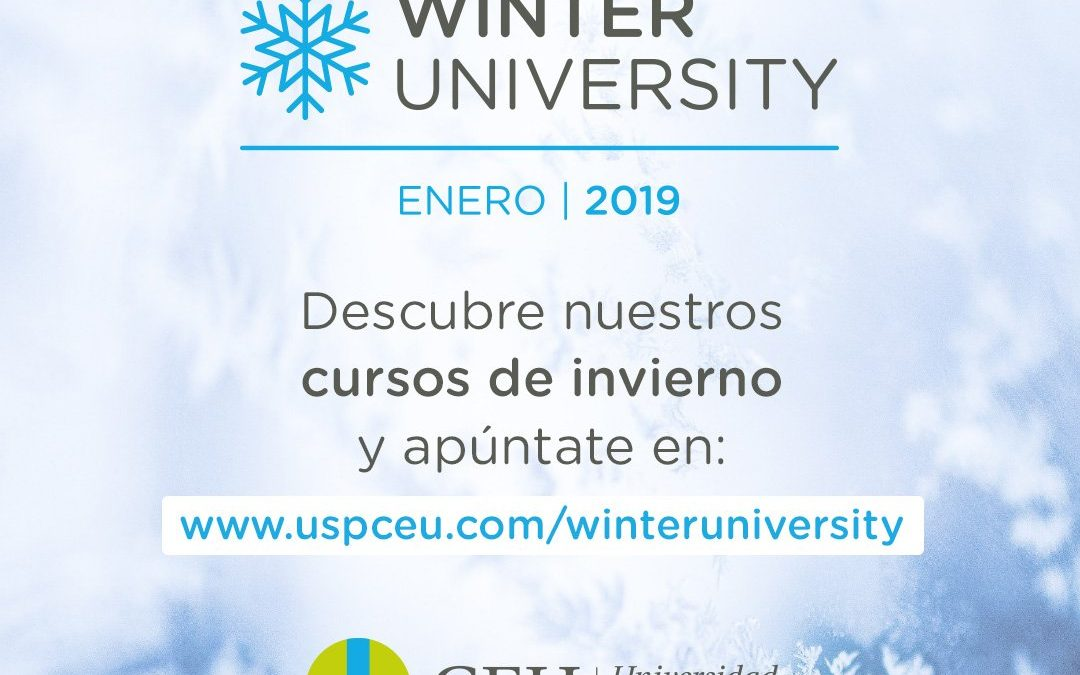 Winter University USP CEU