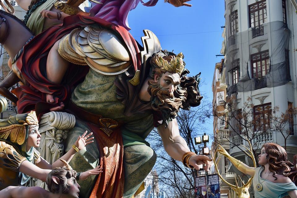 f5605f1d760 Fallas in Valencia