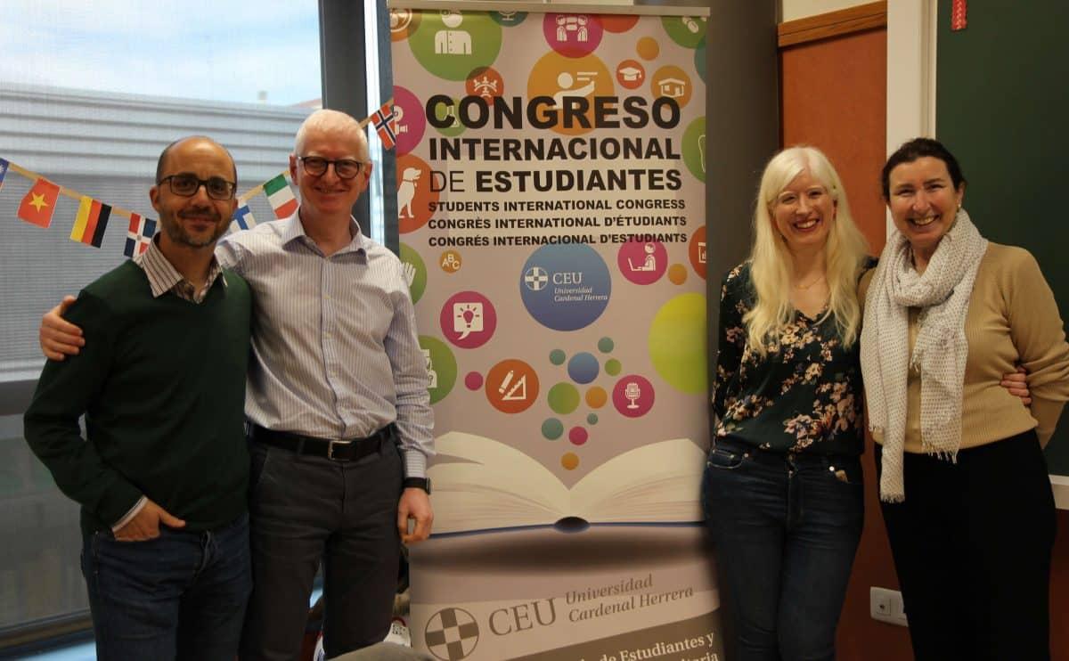 16 Congreso Internacional de Estudiantes (CIE)