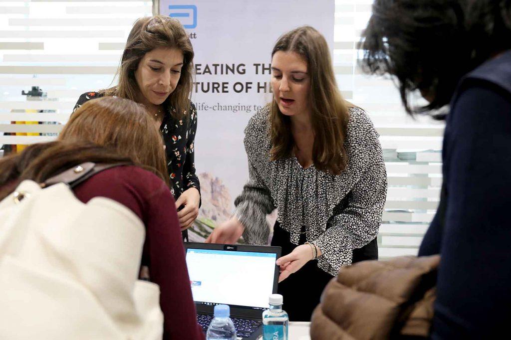 Foro de Empleo del Campus de Montepríncipe