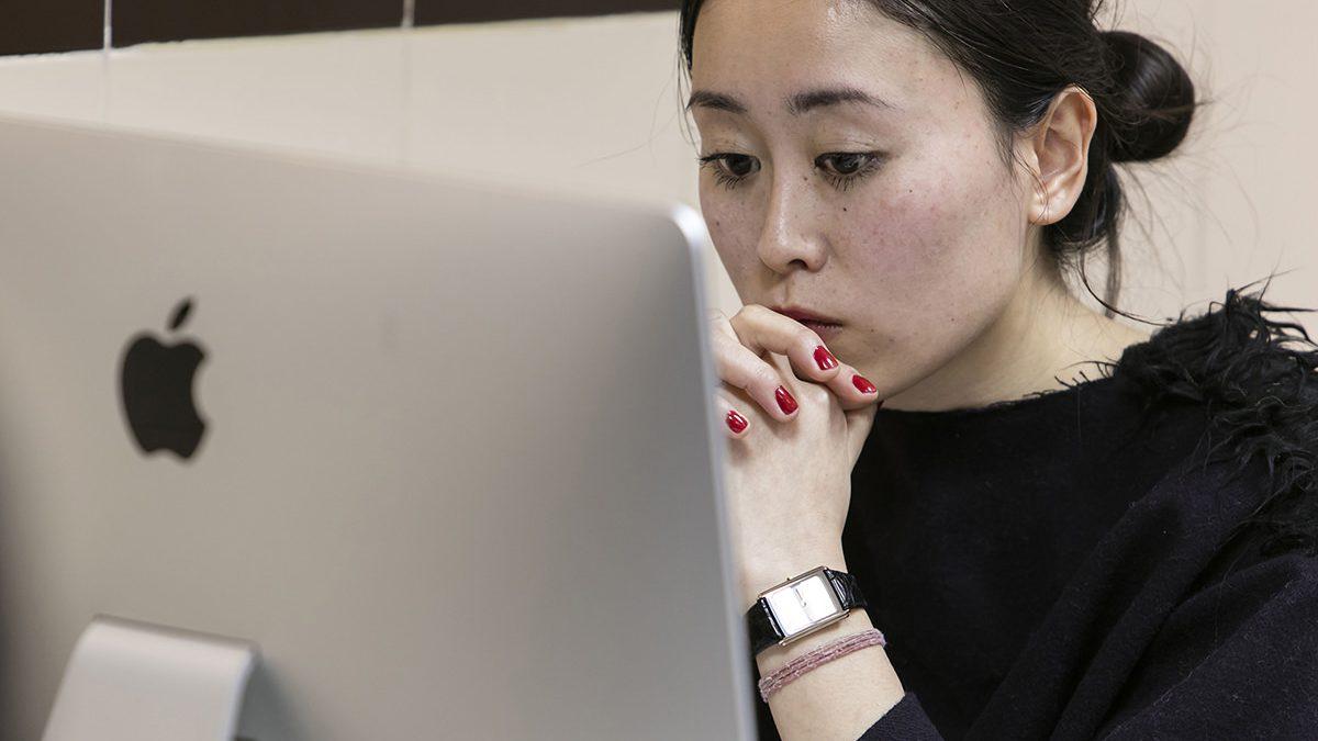 Los alumnos internacionales continúan el curso académico con las clases virtuales